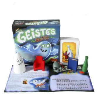 Harga Geistes Blitz Board Game High Quality Family Game Card Game - intl