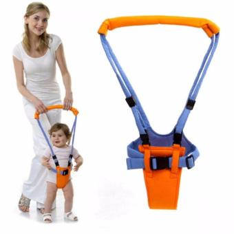 Harga Baby Moon Walker Safety Harness (Orange)
