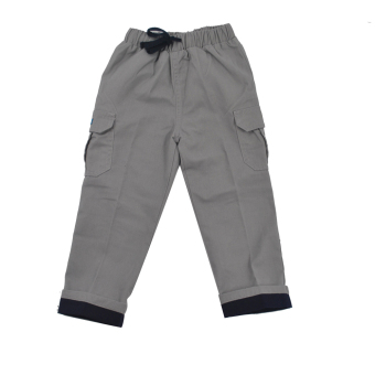 Harga Mickey Mouse Cargo Pants (Gray)