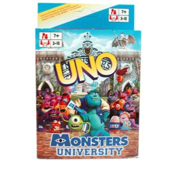 Harga Monster University UNO Card Game
