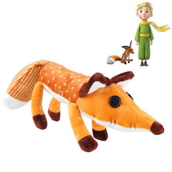 Lovely Movie The little Prince Le Petit Prince Fox Plush Doll Puppet Toy Gift Price Philippines