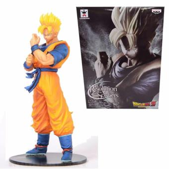 Banpresto Resolution of Soldiers Dragon Ball Z Gohan [Future] Price Philippines