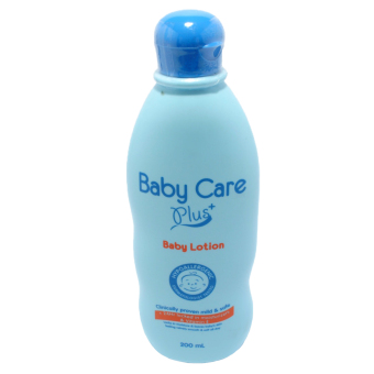 Baby Care Plus Blue Baby Lotion 200mL Price Philippines