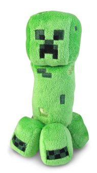 YKK Minecraft Creeper 7 Plush (Intl) Price Philippines