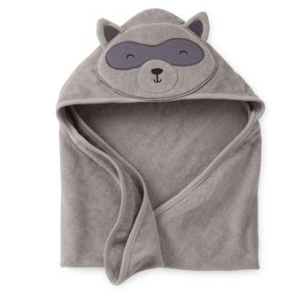 Harga Carter's Hooded Towel - Raccoon