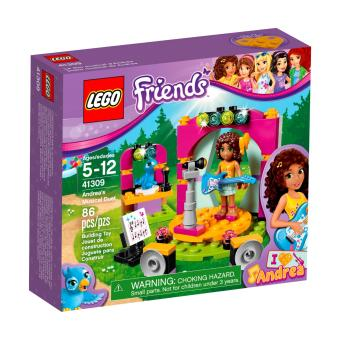 Harga LEGO Friends Andrea's Musical Duet