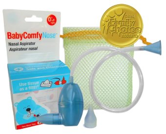 Baby Comfy Nose Nasal Aspirator (Blue) Price Philippines