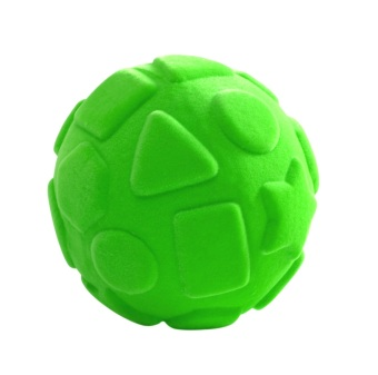 Rubbabu Shapes Ball (Green) Price Philippines