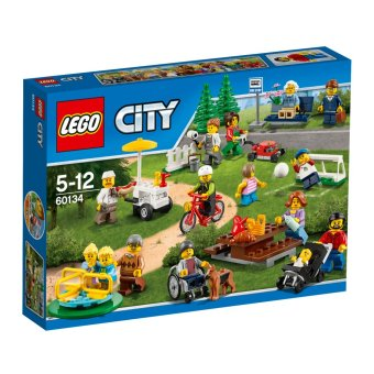 Harga LEGO City Town Fun in the Park
