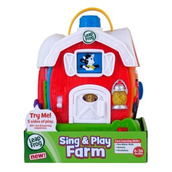 Harga Leap Frog Sing and Play Farm