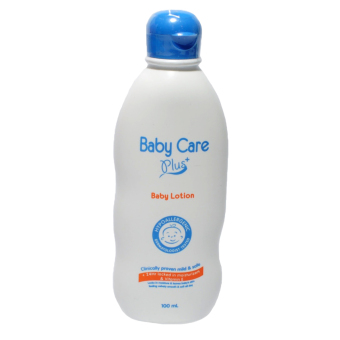 Harga Baby Care Plus Baby Lotion 100mL