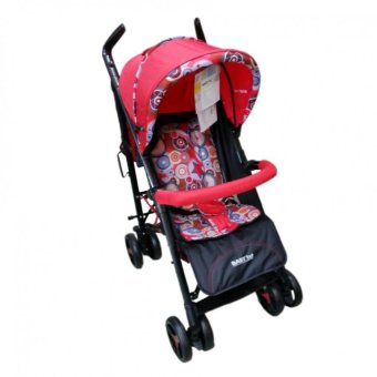 Baby 1st S-B217A European Canopy Baby Stroller (Red) Price Philippines