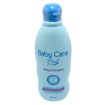 Baby Care Plus Blue Baby Cologne 200mL Price Philippines