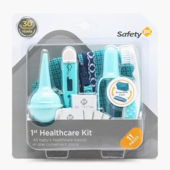 Safety 1st 1st Healthcare Kit (Light Blue) Price Philippines
