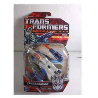 "Hasbro 653569558279 Transformers Generation ""ThunderWing"" Action Figure ORIGINAL* Price Philippines"