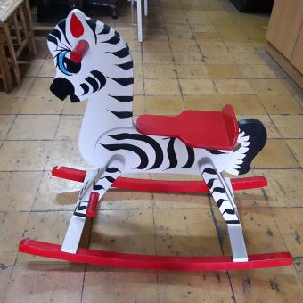 Large Rocking Horse (Zebra) Price Philippines