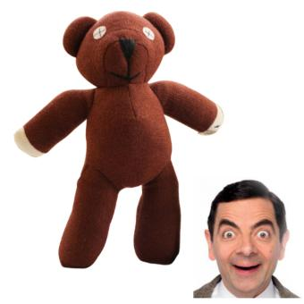 Harga Mr. Bean Bear (Brown)