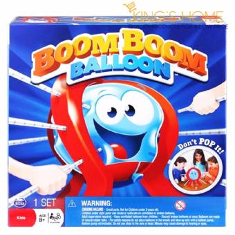 Harga King's Home Boom Boom Balloon Game Family Fun Strategy Board Party Game