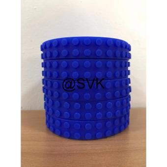 Harga Lego Tape 2 Dots (blue)