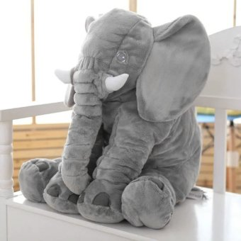 Stuffed Animal Cushion Kids Baby Sleeping Soft Pillow Toy Cute Elephant Price Philippines