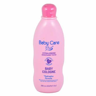 Baby Care Plus Pink Baby Cologne 200mL Hydraplus Formula Price Philippines