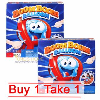 Harga King's Home Boom Boom Balloon Game Family Fun Strategy Board Party Game Buy 1 Take 1