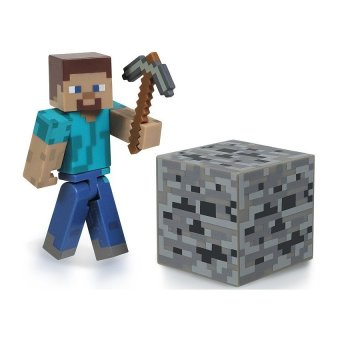 Harga Minecraft - Core Steve with Accessory