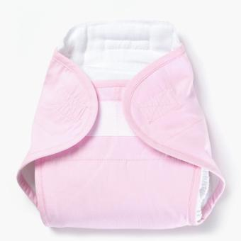 Harga Chino Pino Reusable Cotton Diaper (Pink)