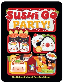 Harga Sushi Go Party
