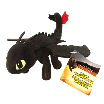 DreamWorks Dragons: How To Train Your Dragon 2 - 8` Plush - Toothless 22CM - intl Price Philippines