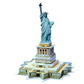 OEM Educational 3D Puzzle - Mini Statue of Liberty Price Philippines