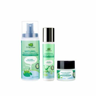 Harga Little Tree Natural Protection Gift Set