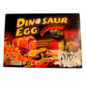 Harga Growing Pet Dinosaur Egg
