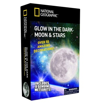 National Geographic Glow In The Dark 3D Moon and Stars Toy Price Philippines