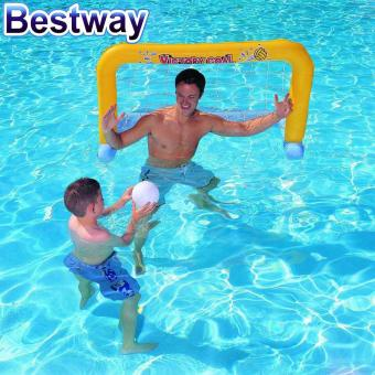 Harga Bestway Phoenixhub Inflatable Water Polo Pool Game Summer Water Kids Family Toy Sports 52123