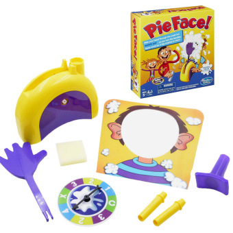 Hasbro Adult Kids Rocket Game Pie Face (Intl) Price Philippines