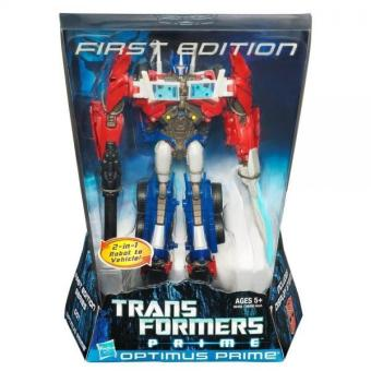 Optimus Prime Transformers Prime Action Figure Voyager Class First Edition Price Philippines