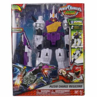 Power Rangers Super Charge Plesio Charge Megazord Price Philippines