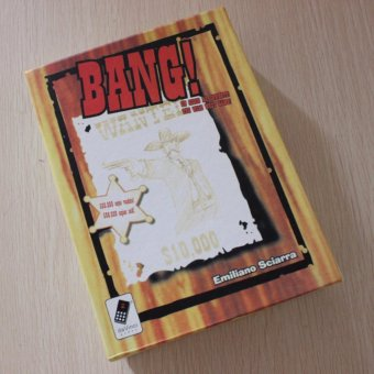 Bang Board Game Paper Card 5-7 Players Game English Version Family Friends Board Games Part for Halloween Party - intl Price Philippines