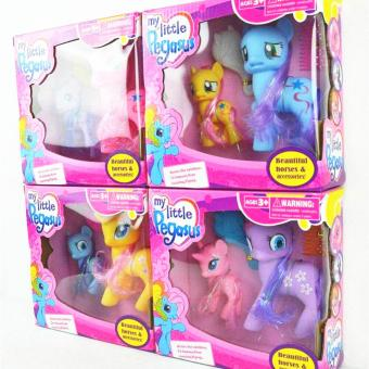 Hasbro My Little Pony Explore Equestria Fluttershy Action Friends 2pcs set Price Philippines