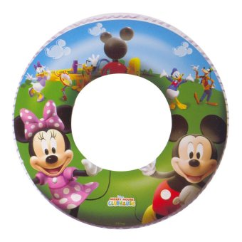 Harga Bestway Mickey Mouse Swim Ring