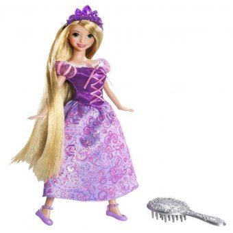Disney Tangled Featuring Rapunzel Fashion Doll Styles may vary Price Philippines