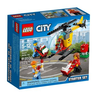 Harga LEGO City Airport Starter Set