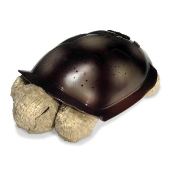 Harga Plush Twilight Turtle Night Light (Avocado Green)