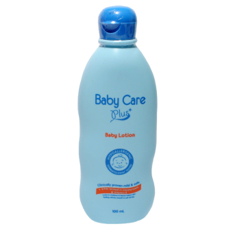 Baby Care Plus Blue Baby Lotion 100mL Price Philippines