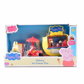 Peppa Pig Holiday Ice Cream Van Playset Price Philippines