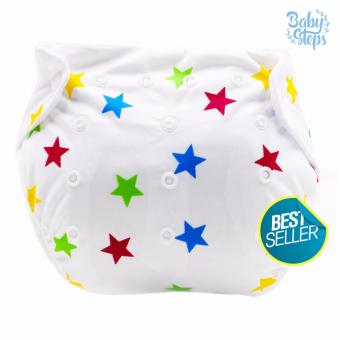 BABY STEPS Brownie Stars Diapers Price Philippines