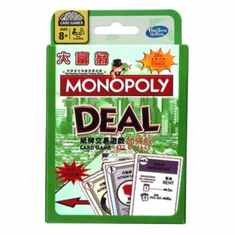 Harga Monopoly Deal Card Game 132 cards