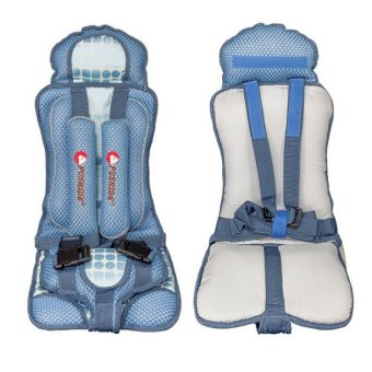 Harga High Quality Safety Infant Child Baby Car Seat Seats Secure Carrier Chair (Blue)