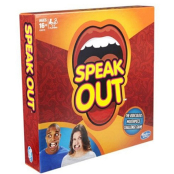 Harga Speak Out Mouthpiece Board Game Party Challenge Game 2016 US Friends Game - intl